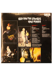 "Iggy and The Stooges - Raw Power (LP 12"")"