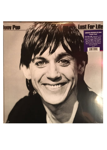 "Iggy Pop - Lust For Life (LP 12"")"