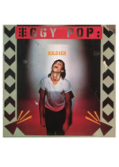 "Iggy Pop - Soldier (LP 12"")"