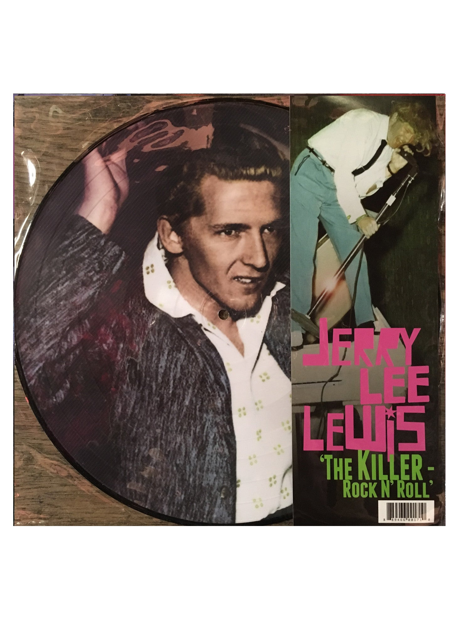 "Jerry Lee Lewis - 'The Killer' Rock 'N' Roll (LP 12"")"