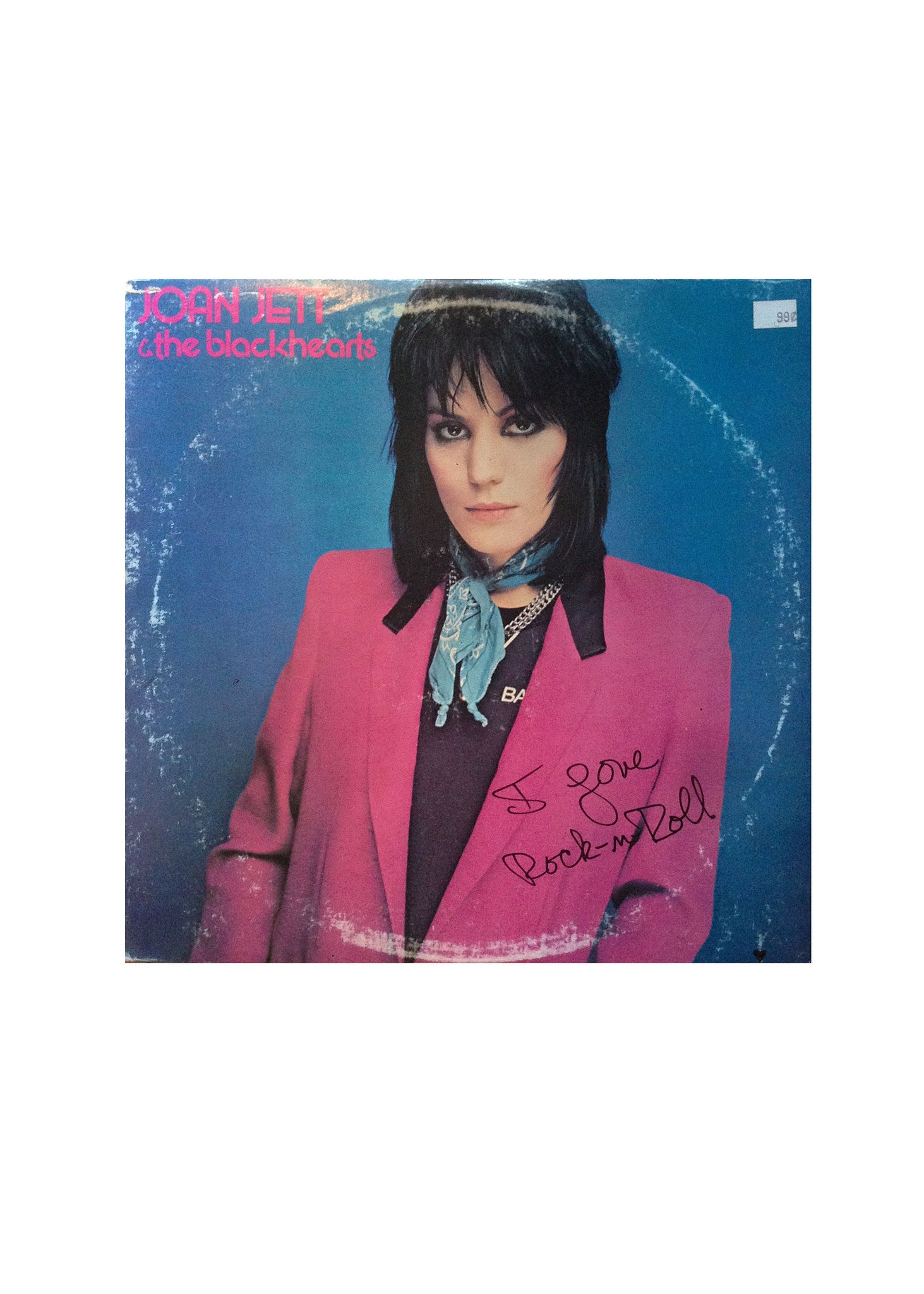 Joan Jett & The Blackhearts - 12""