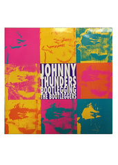 "Johnny Thunders - Bootlegging The Bootleggers (LP 12"")"
