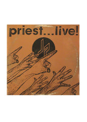 "Judas Priest....Live - 12"" LP"