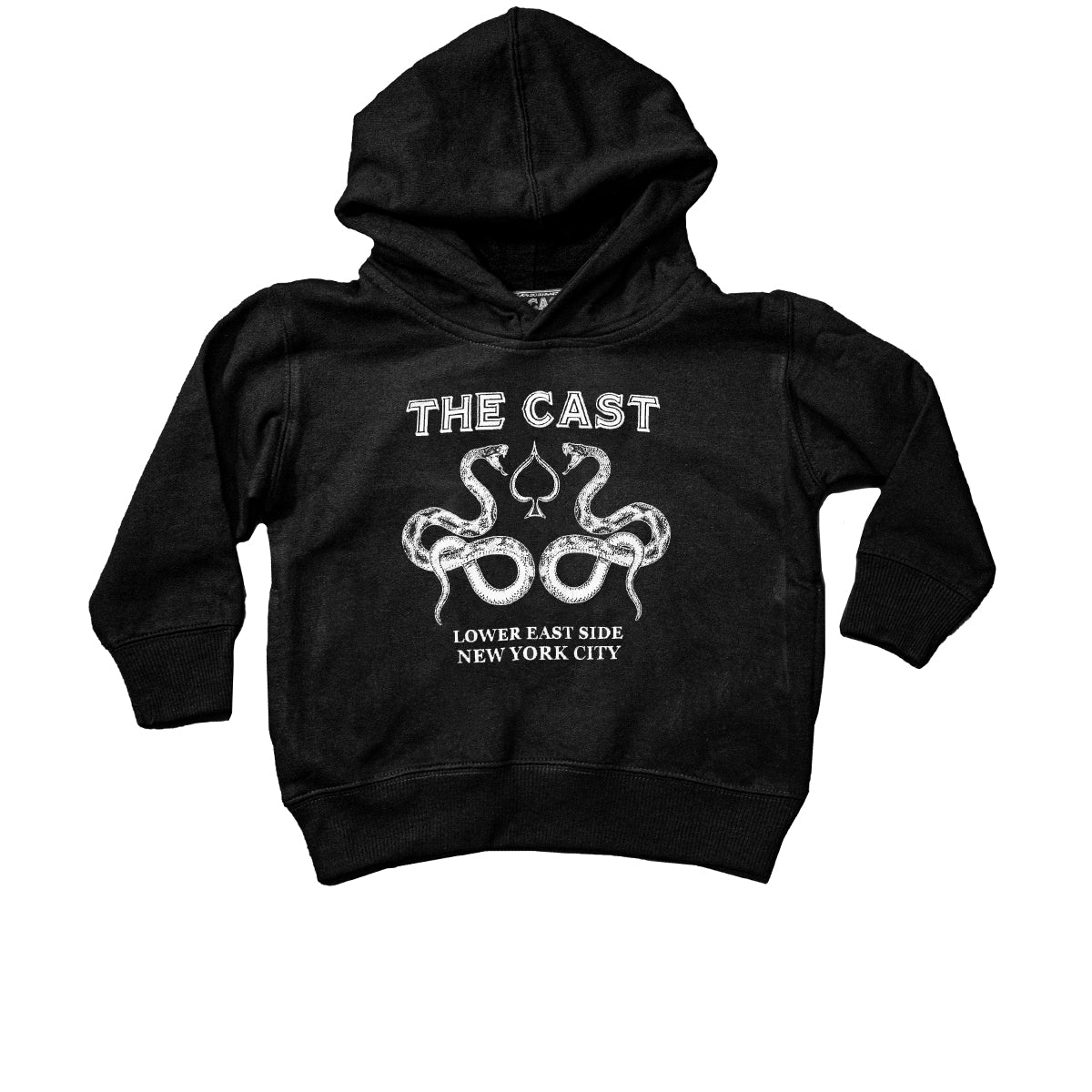 Kids The Cast Snakes Hoodie