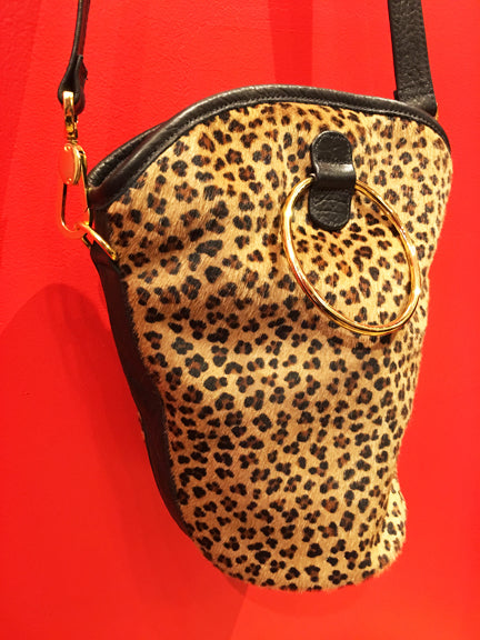 Leopard Trash Bag