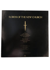 "The Lords Of The New Church - 12"" LP"
