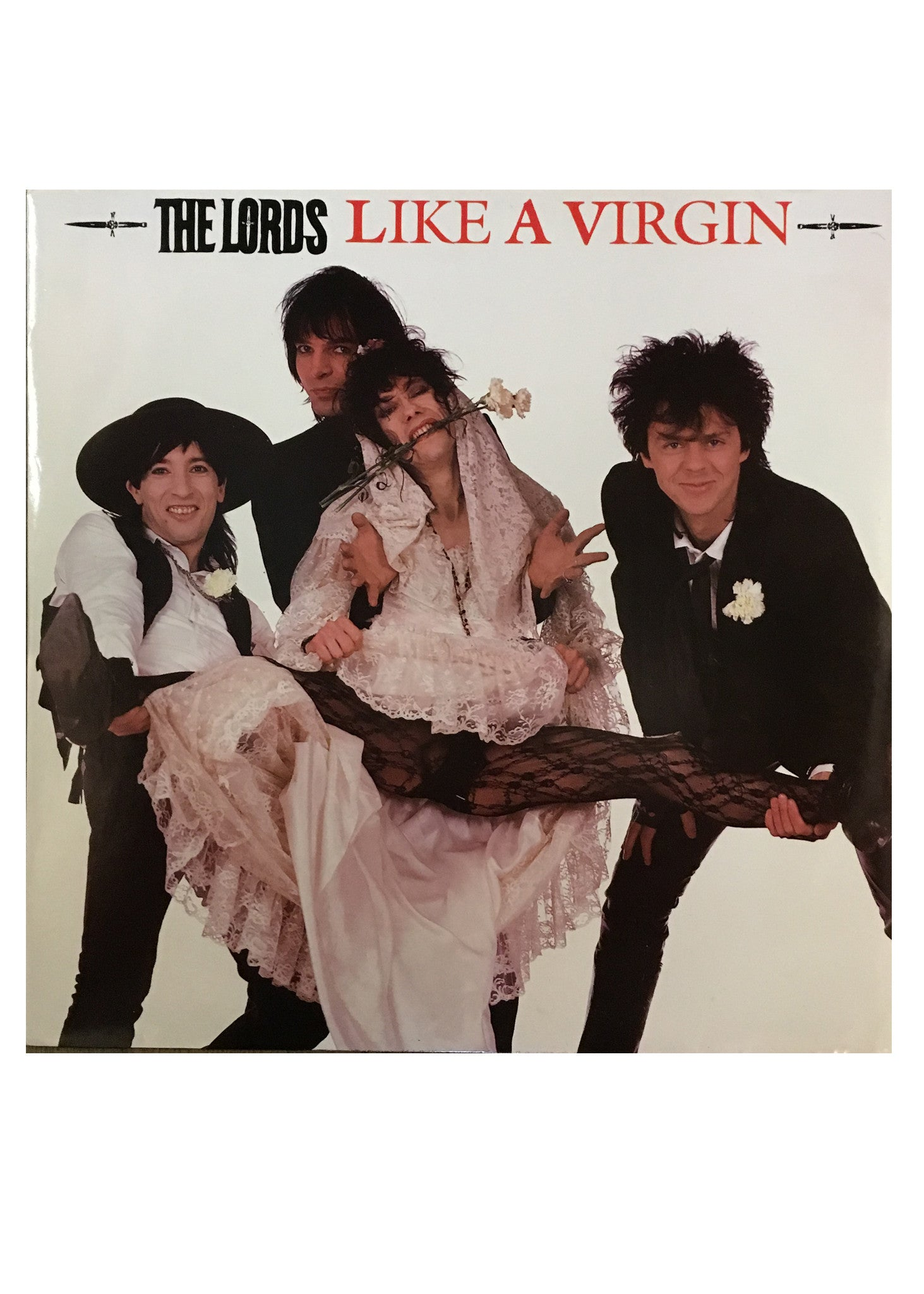 The Lords Of The New Church - Like A Virgin 12""