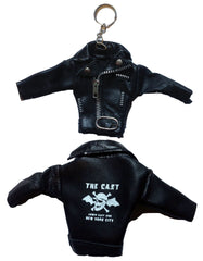 Motorcycle Jacket Keychain