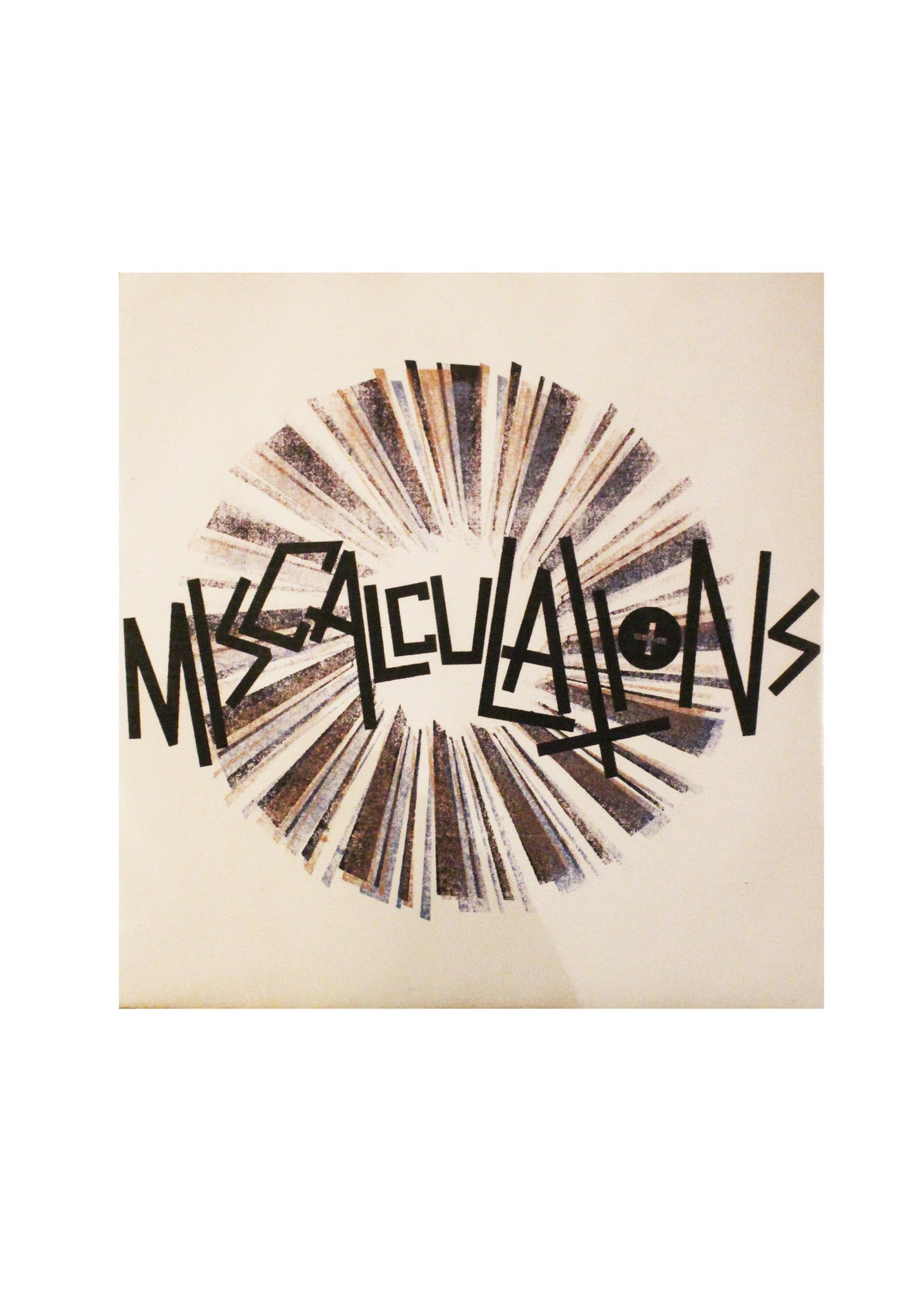 "Miscalculations - (7"")"
