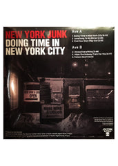 "New York Junk - Doing Time In New York City (LP 12"")"