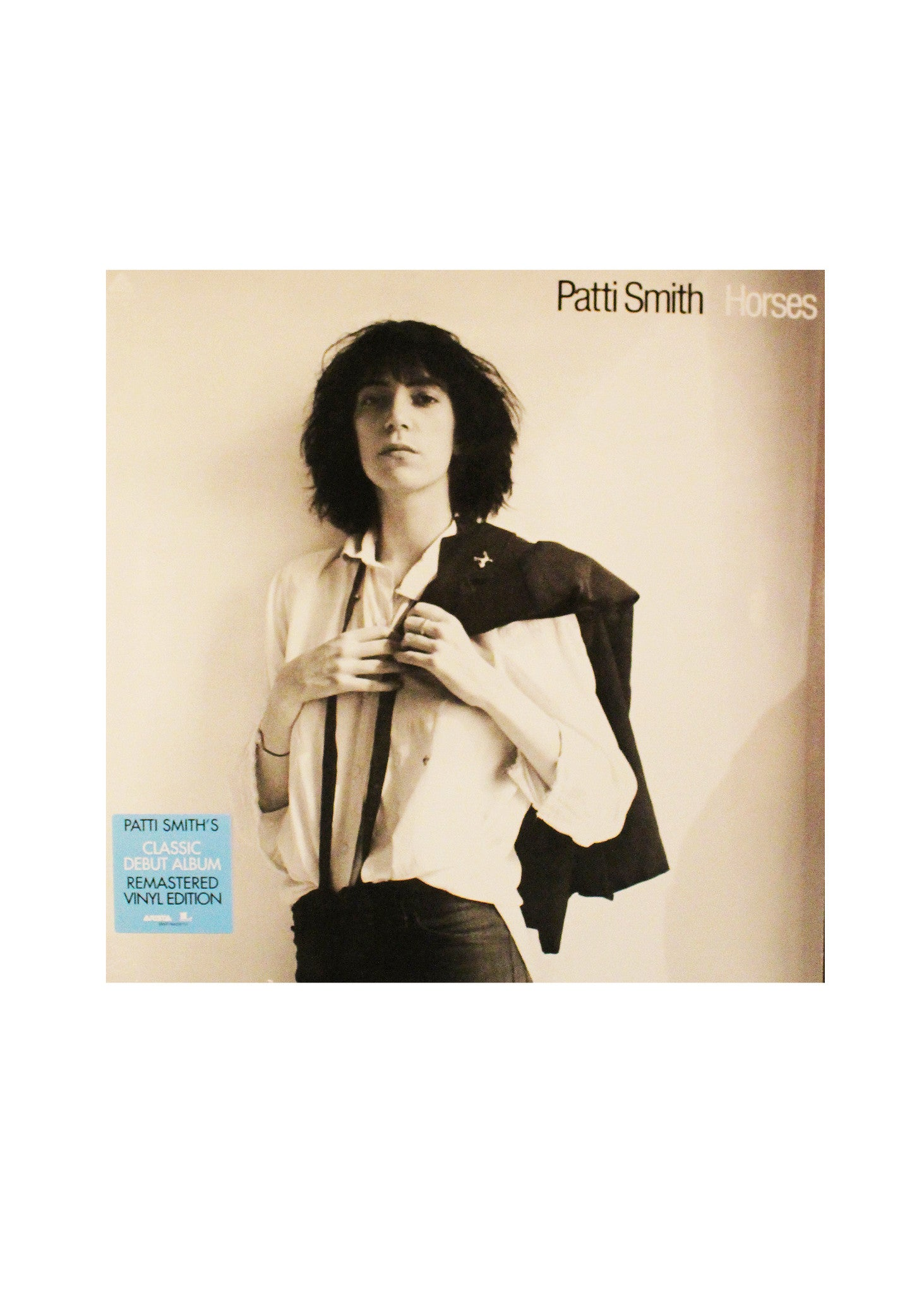 "Patti Smith - Horses - 12"" LP"