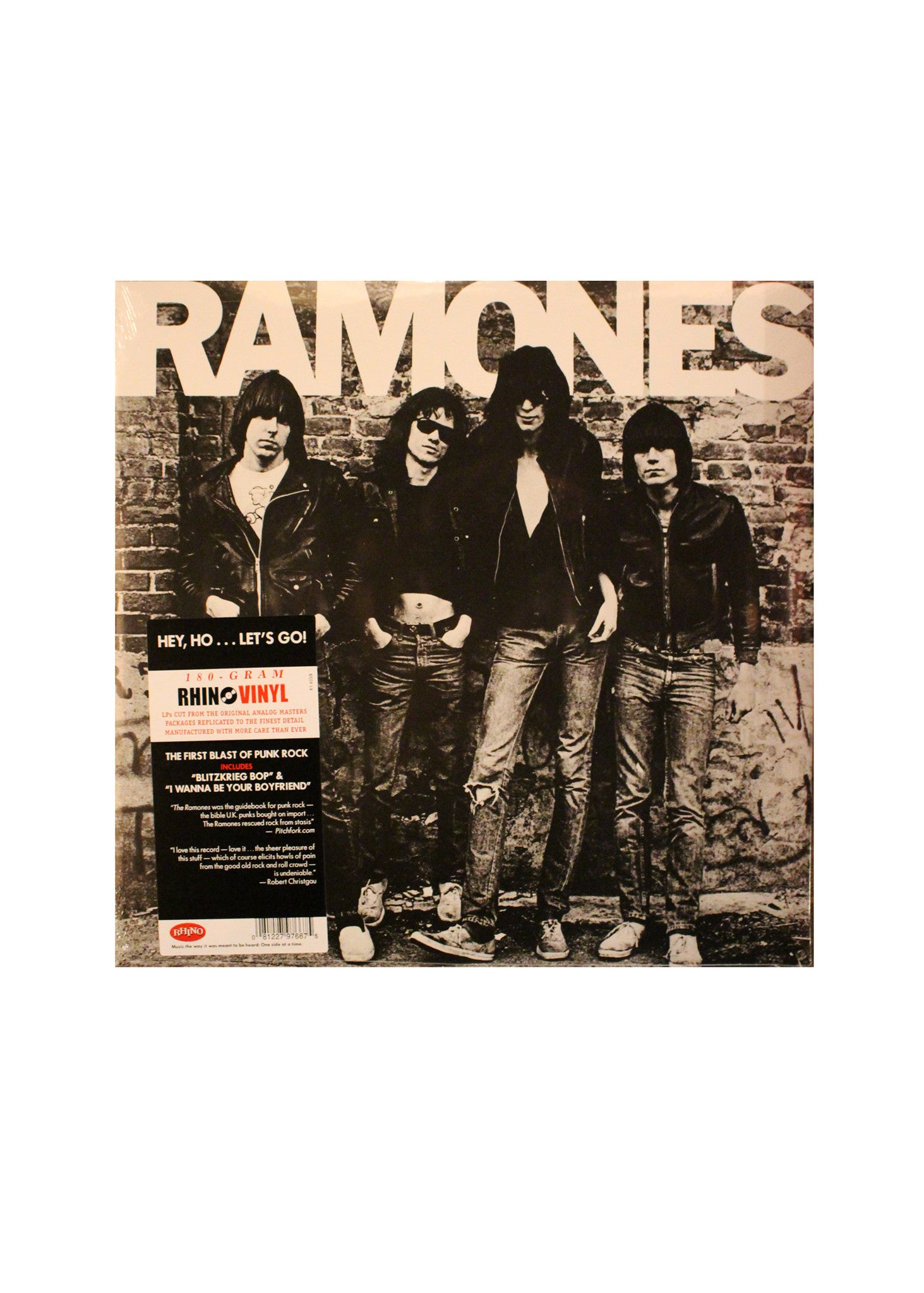 "Ramones - Self Titled (LP 12"")"