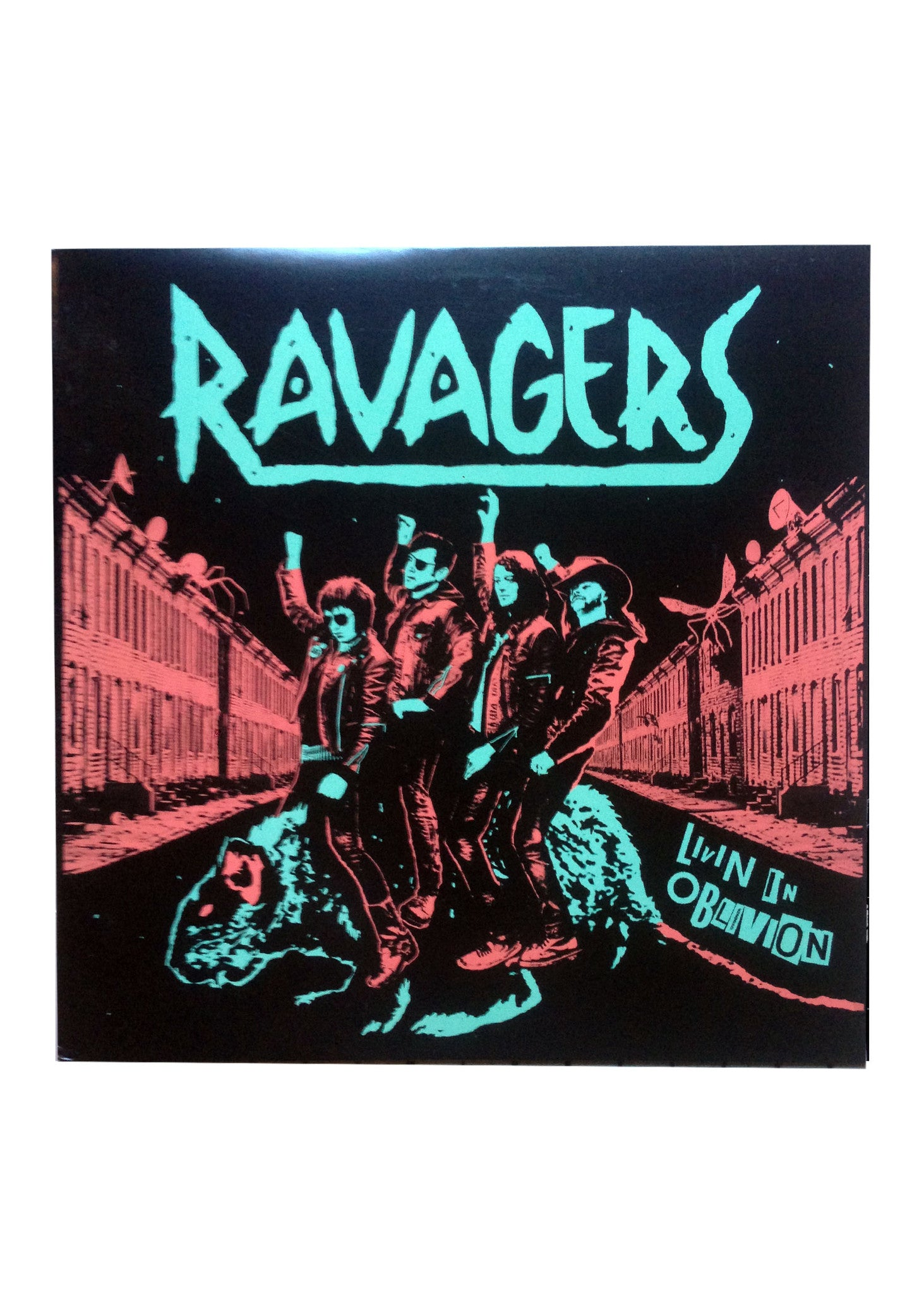 Ravagers 12""