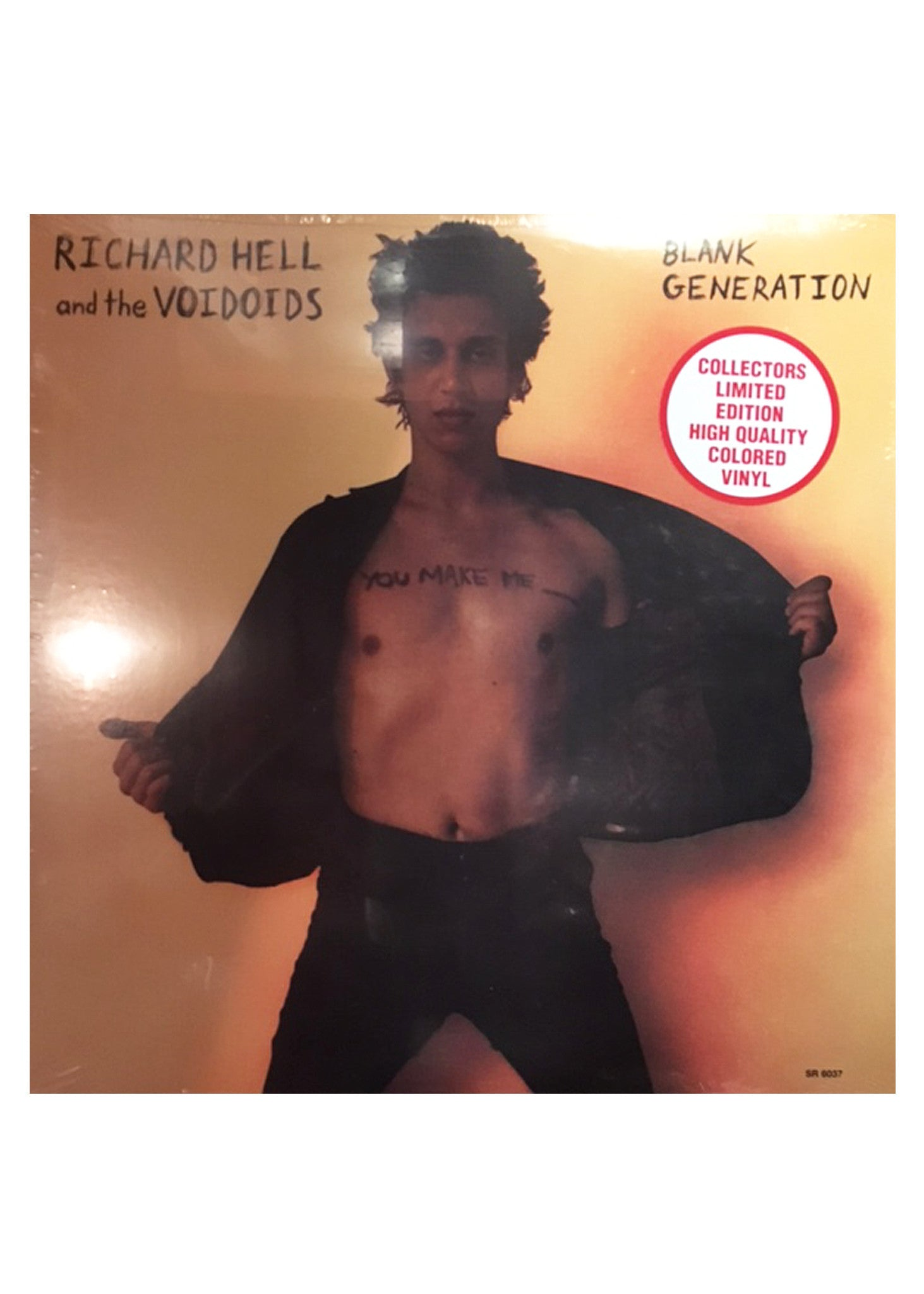 "Richard Hell & The Voidoids - Blank Generation (LP 12"")"