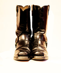 Vintage Sonora Harness Boot (Size 9.5)