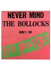 "Sex Pistols - Never Mind The Bollocks (LP 12"")"