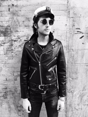 Terminal Collection Bowery Motorcycle Jacket (Mens) BACK IN STOCK!!!