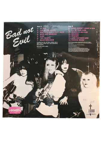 "The 'B' Girls - Bad Not Evil (12"") LP"