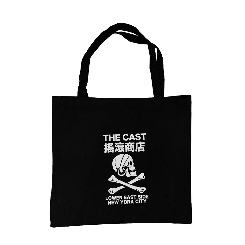 The Cast Tote Bag (Black)
