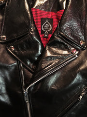 Men's Bowery Motorcycle Jacket (*HORSEHIDE*)