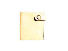 LUX WALLET (BONE WHITE)