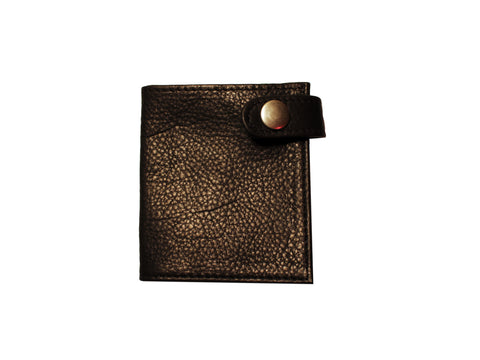 LUX WALLET (GRAINY BLACK)