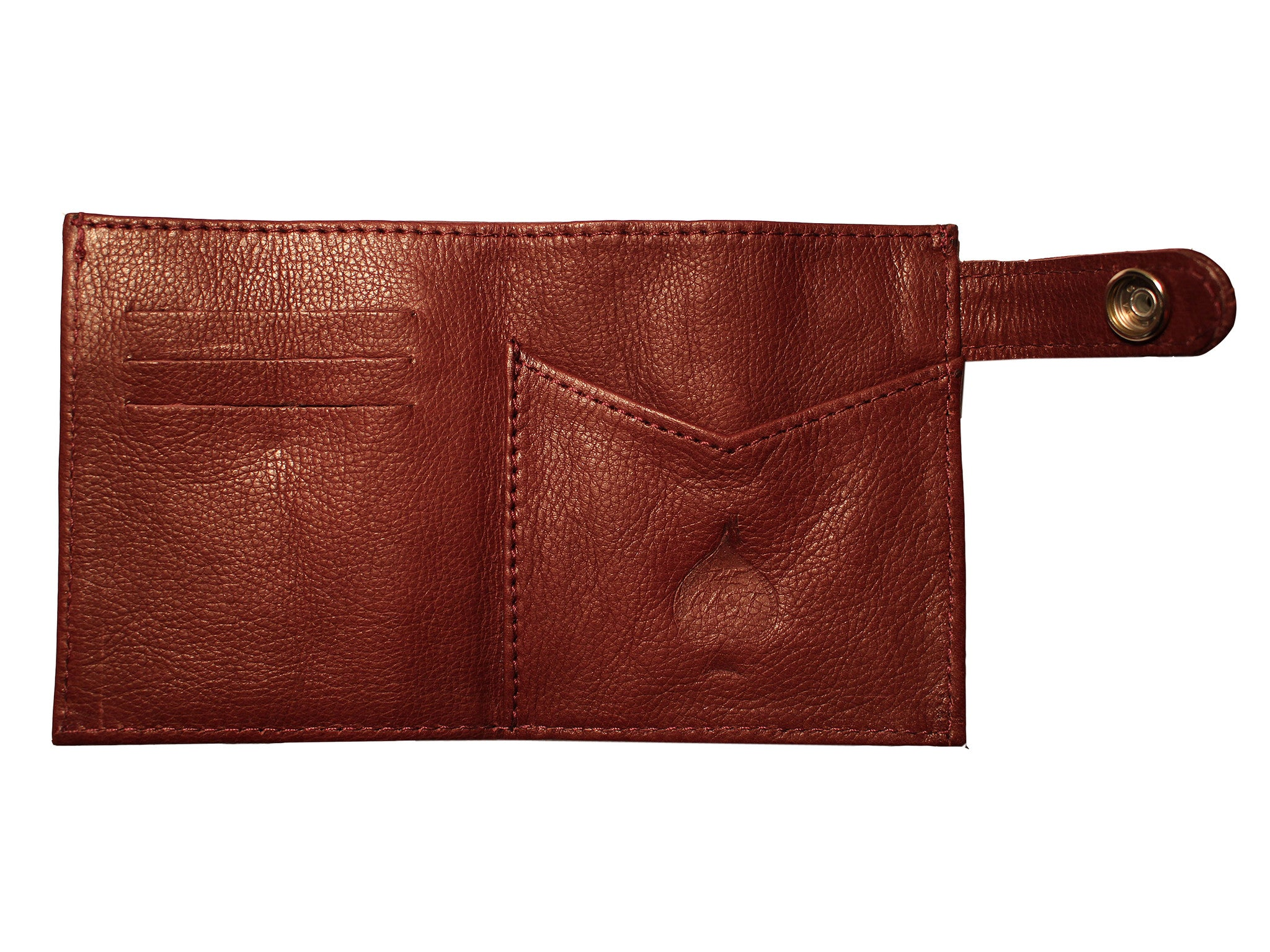 LUX WALLET (OXBLOOD)