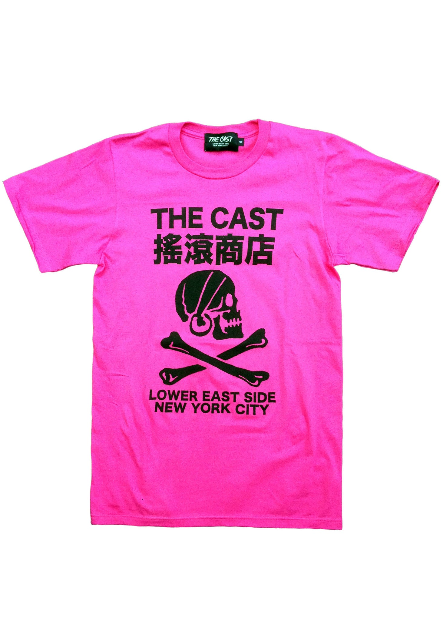 THE CAST T (HOT PINK)