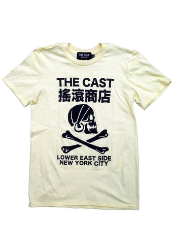 THE CAST T (VINTAGE YELLOW)