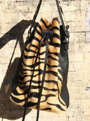 Baby Tiger Bucket Bag