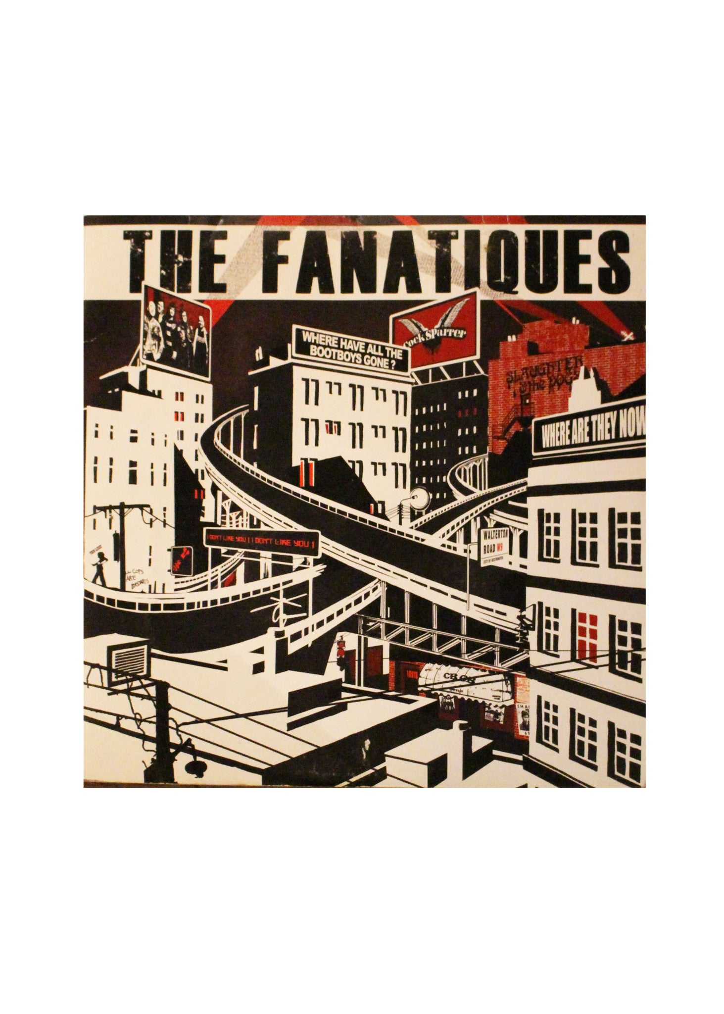 "The Fanatiques - (7"")"