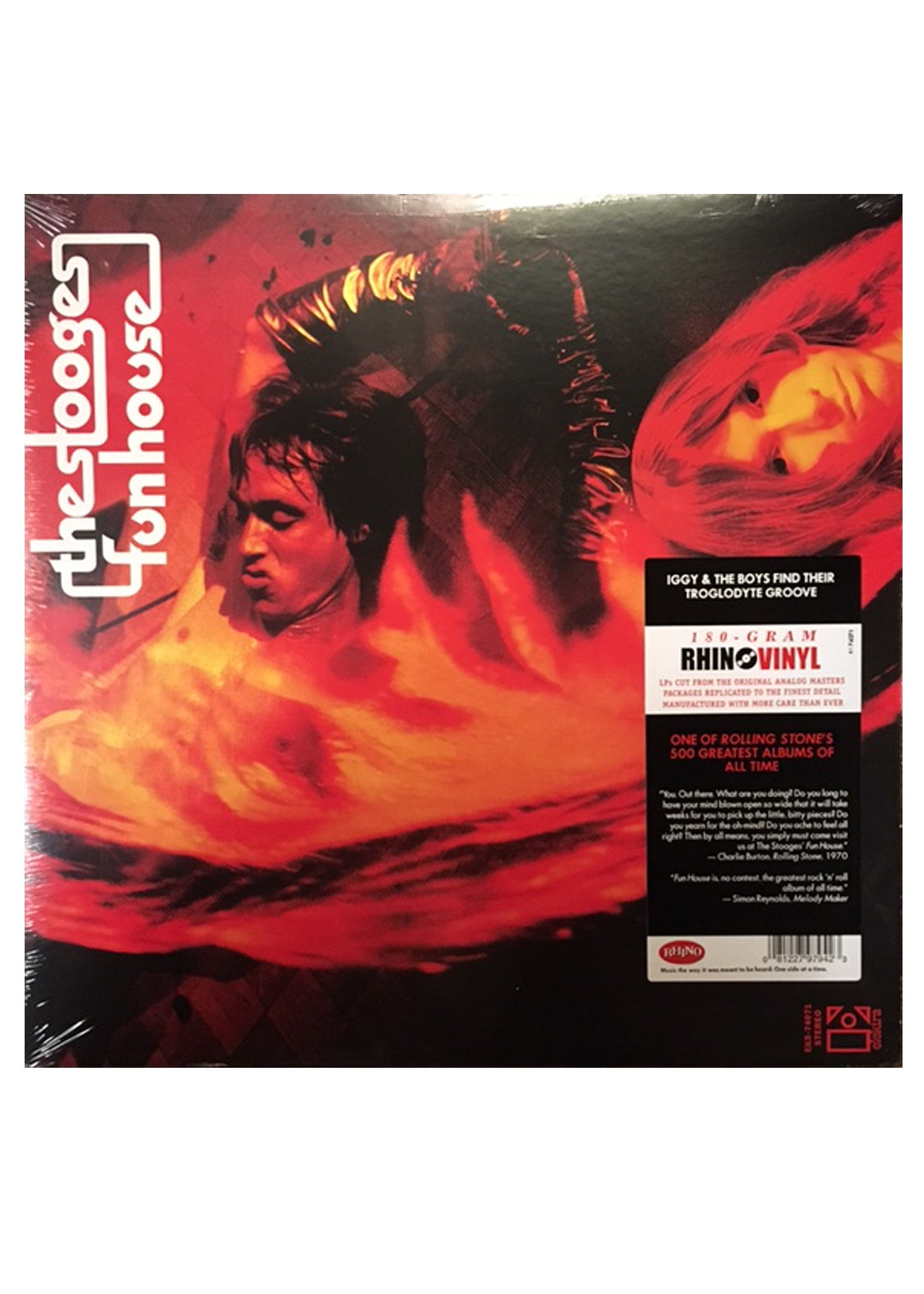The Stooges - Fun House (LP 12