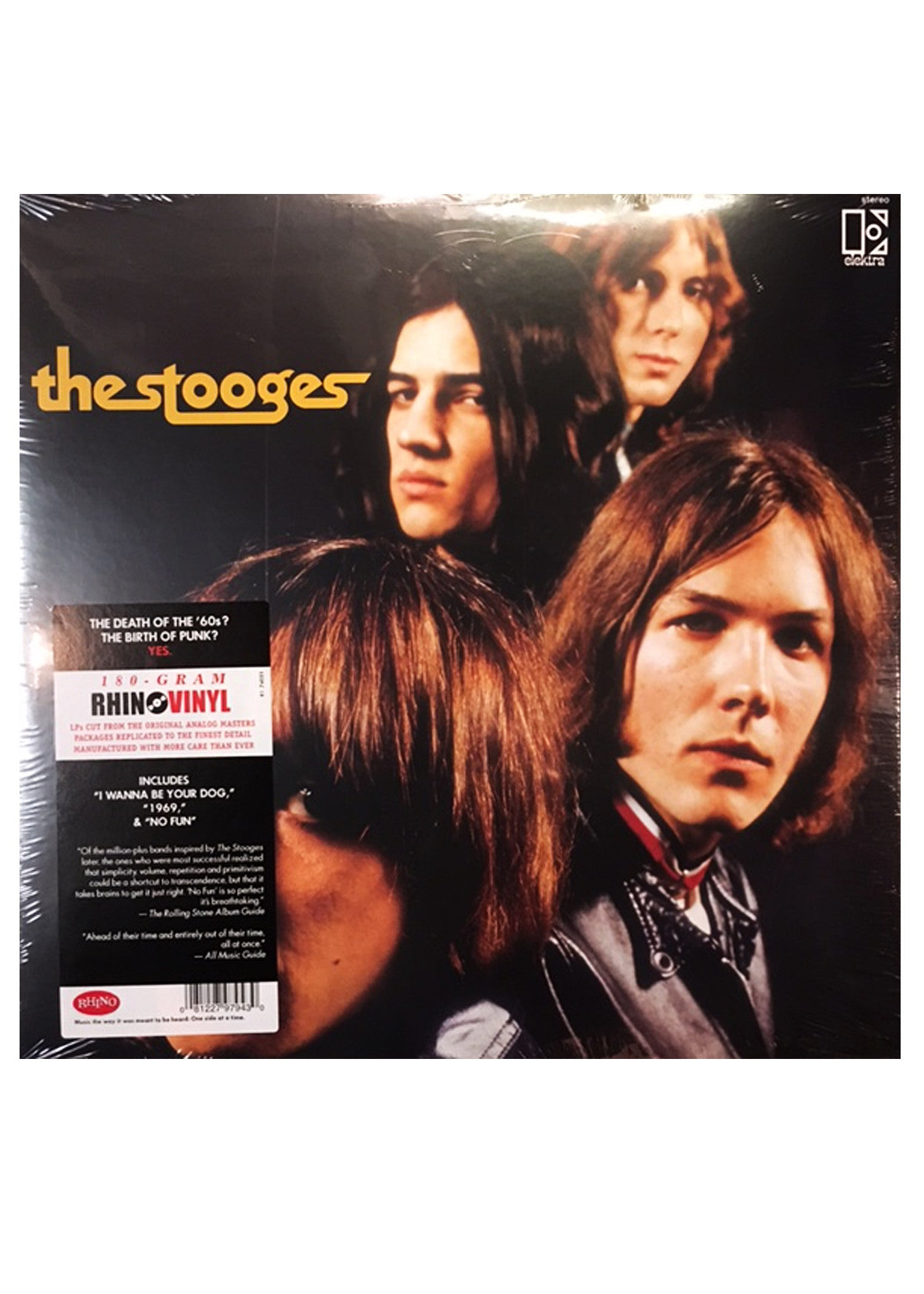 "The Stooges - (LP 12"")"