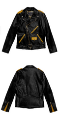 Custom Bowery Jacket Men - Customer's Product with price 1495.00 ID QnktNRYqUWE0vJUItHn0ABtg