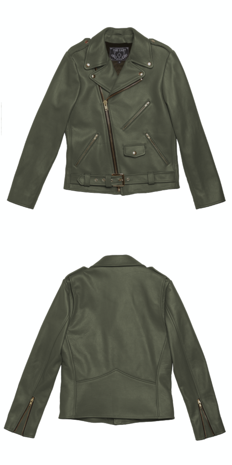 Custom Bowery Jacket Men - Customer's Product with price 2195.00 ID vMn_LSKH3s81oTICv8QyAE8p