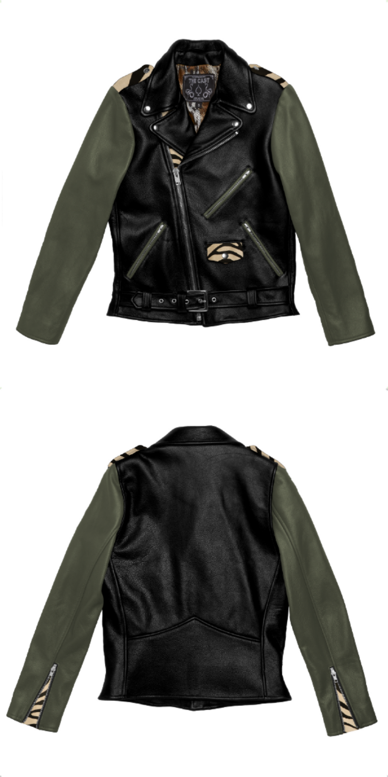 Custom Bowery Jacket Women - Customer's Product with price 1795.00