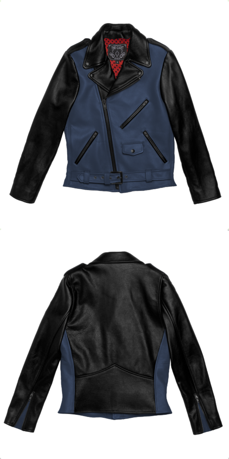 Custom Bowery Jacket Women - Customer's Product with price 1595.00 ID 3PZH3xdwErV2qj9W6YkNvzaF