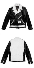 Custom Bowery Jacket Women - Customer's Product with price 2095.00 ID FxPeWxQvG_kG1SxsxRFCrlcz