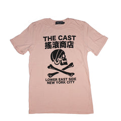THE CAST T - DUSTY PINK
