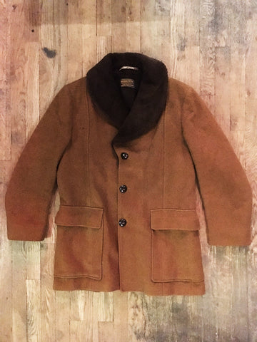 Vintage Pendleton Wool Coat
