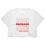 PACKAGE CROP TOP