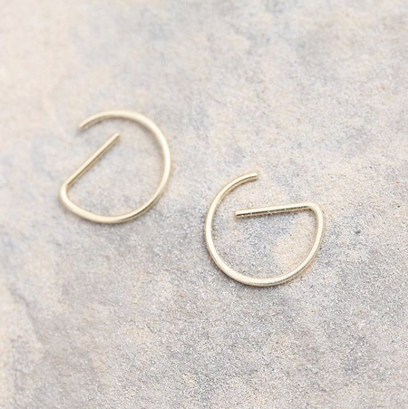 Heirhoops - 14k Earrings