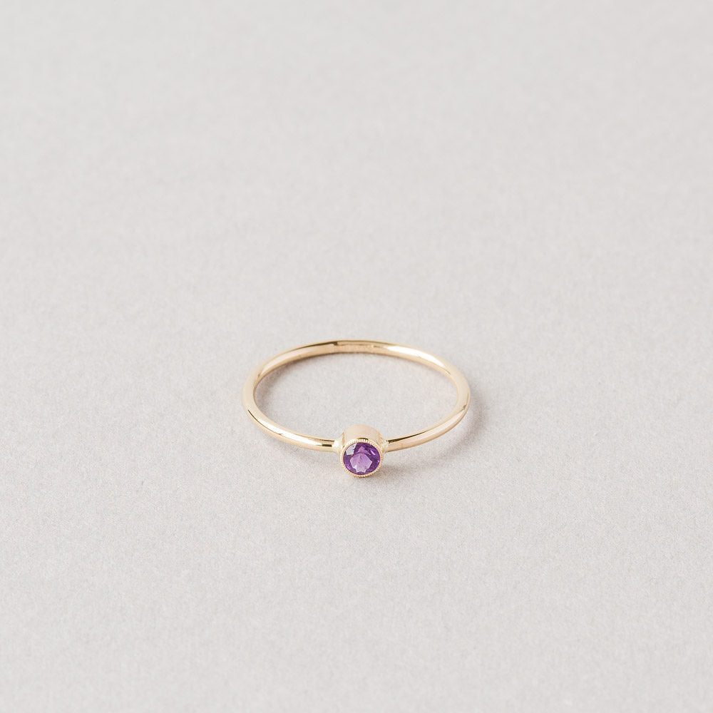 Heirloom-Amethyst (February)