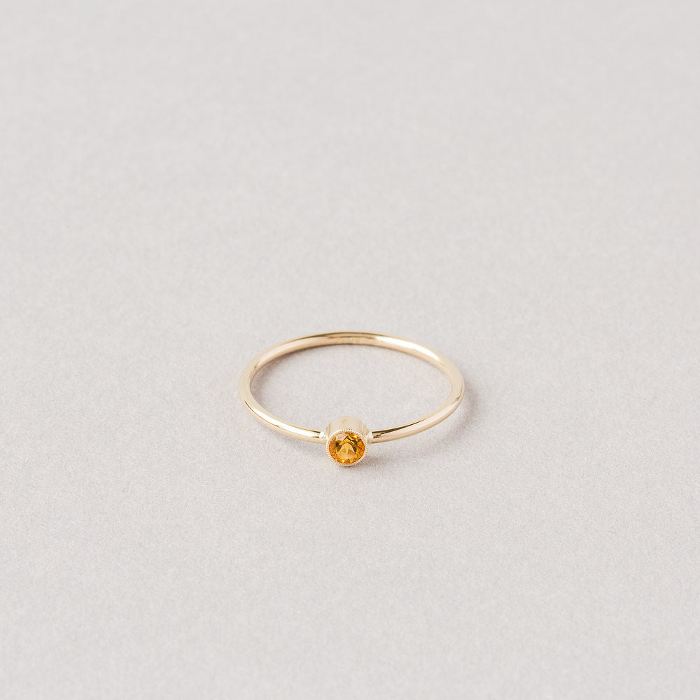 Heirloom-Citrine (November)