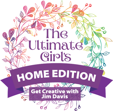 Ultimate Girl's Home Edition - Get Creative with Jim Davis