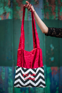 Twin Peaks Fire walk with me bag