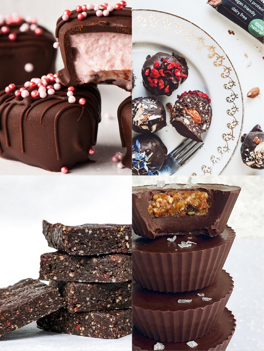 Protein-Rich Chocolatey Snack Recipes