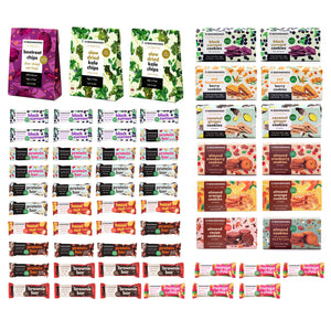 Snack Lover Box (box of 20 / 40 / 60 snacks)
