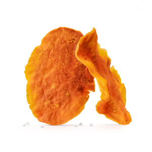 Sweet Potato Chips Slow-Dried (box of 5 / 10 x 40g)