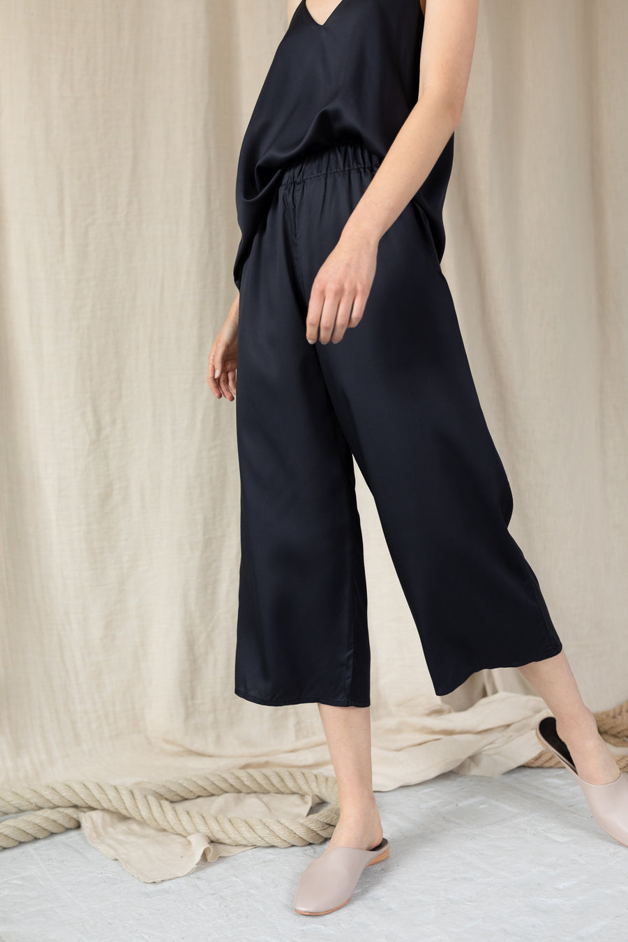 Own It Bamboo Silk Culottes